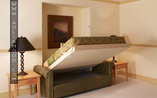 اجرای تخت تاشو