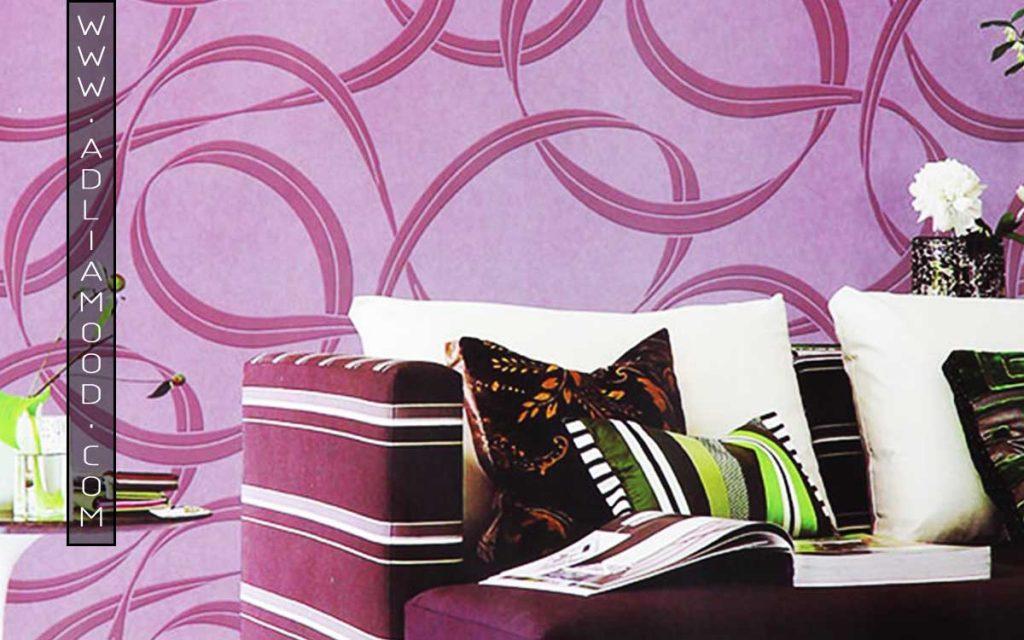 کاغذ دیواری ورونا -آدلی آمود